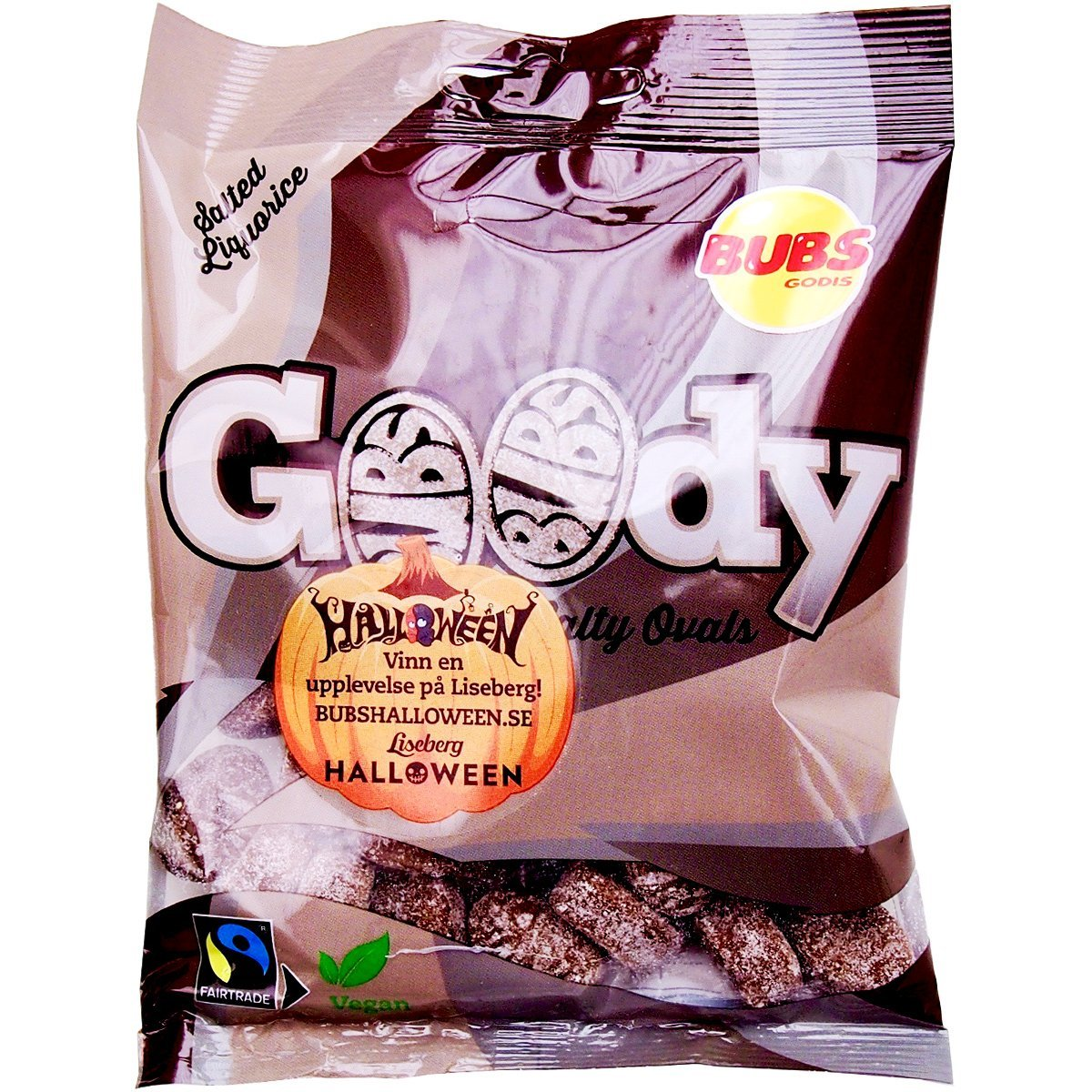Bubs Goody Salty Ovals (90g) 1